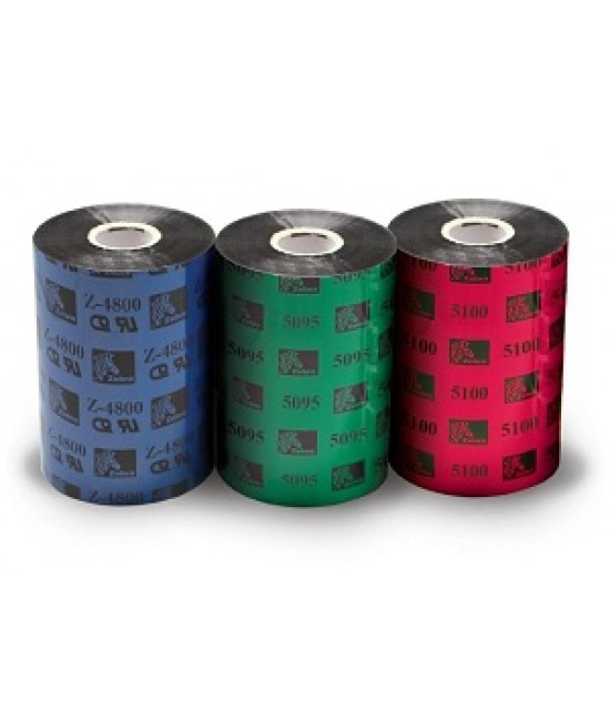 Zebra 5100 Premium Resin Ribbon