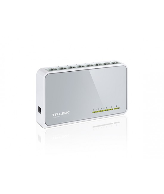 TP-LINK TL-SF1008D 8Port switches