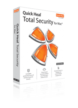 Quick Heal Total Security for Mac