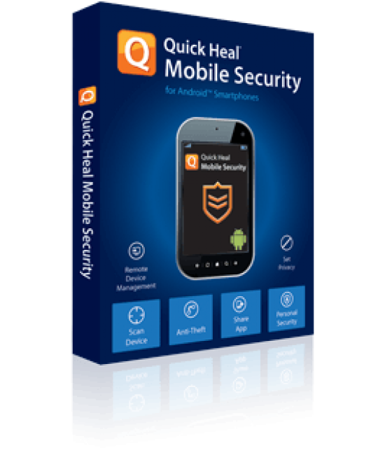Quick Heal Mobile Security 1 user